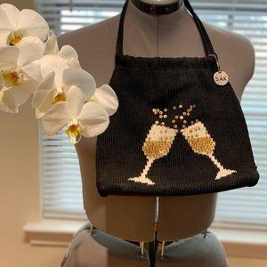 Happy New Year purse